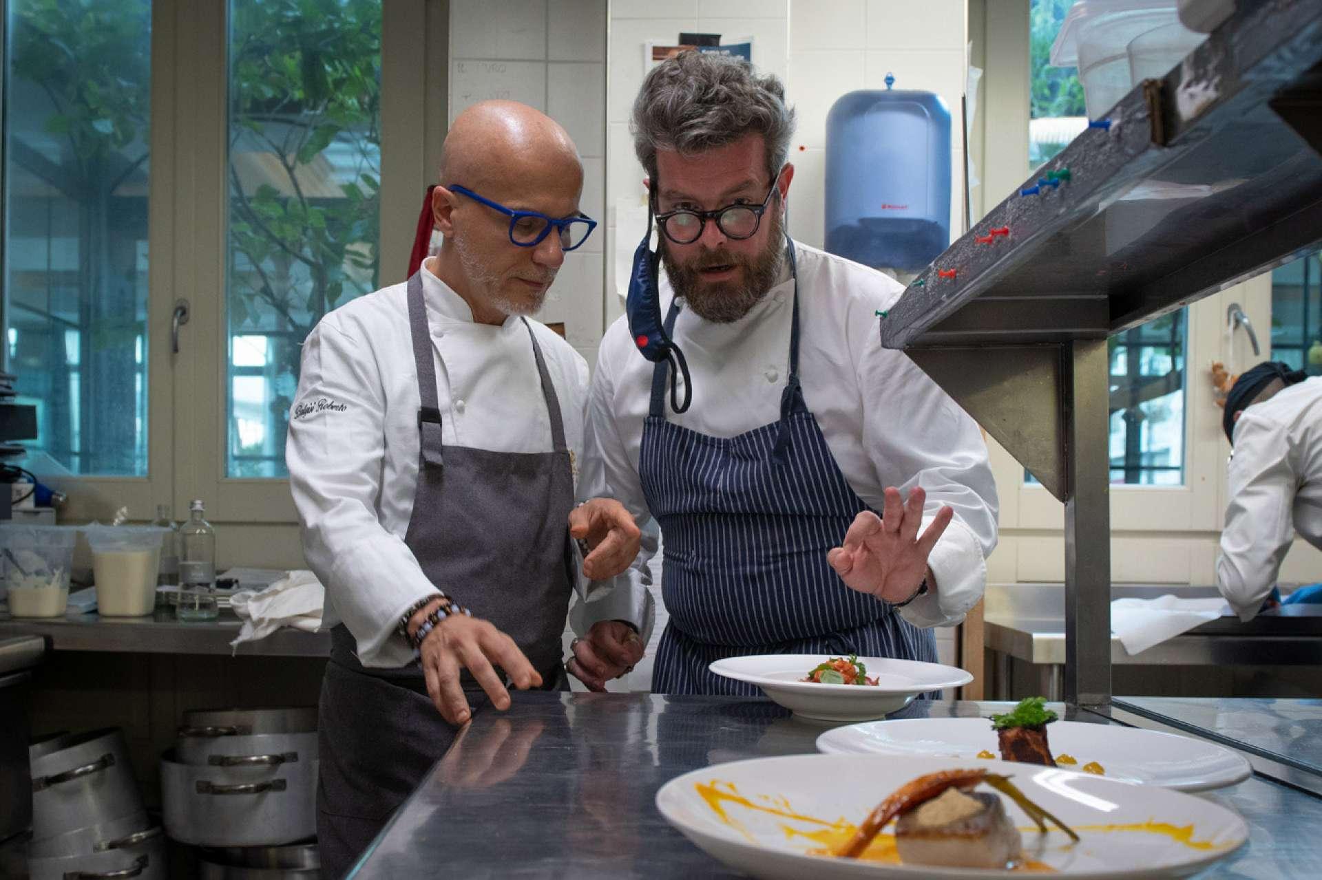 Un successo l'estate gourmet al Grand Hotel Alassio